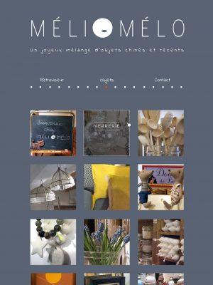 Webdesign site / Franck Perrot Design / Imageurs / Graphisme