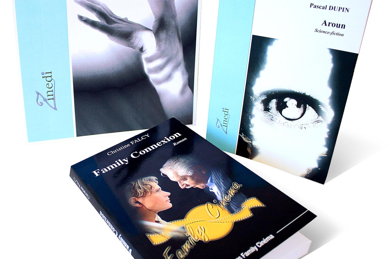 Livres / Franck Perrot Design / Graphisme / Photomontage