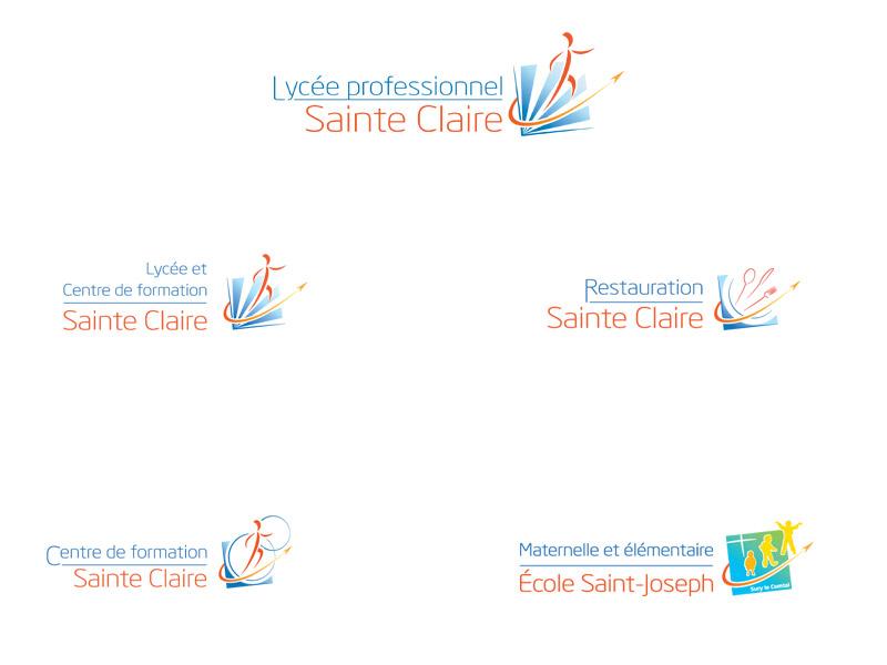 logo Sainte Claire 2018