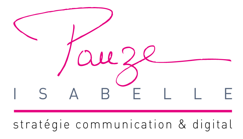 logo Isabelle Pauze Communication Globale